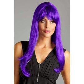 Incognito Diva Wig, Blue