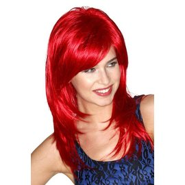 Incognito Bliss Wig, Red Cherry