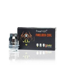 FreeMax Fireluke Firelock Sextuplet Coils 3ct .15 by Freemax