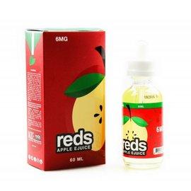 7 Daze Manufacturing Iced Reds Apple 6mg 60ml eLiquid by 7 Daze