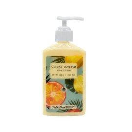 Canna Hemp CBD Hand & Body Lotion Citrus by Canna Hemp