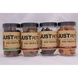 JustPets CBD Dog Treats Chicken Balls by JustPets