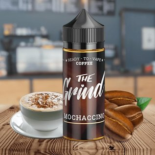 Vibleo Mochaccino 3mg 100ml by The Grind
