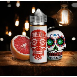 Vibleo Graveyard Grapefruit 0mg 100ml by Forbidden