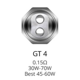 Vaporesso Vaporesso NRG GT4 Coil (3-Pack)
