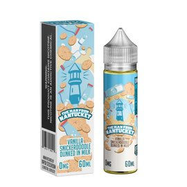 Ack eLiquid The Man From Nantucket 0mg 60ml by Ack eLiquid