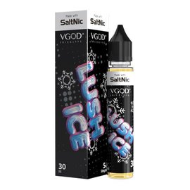VGOD Lush Ice 50mg SaltNic eLiquid 30ml by VGOD