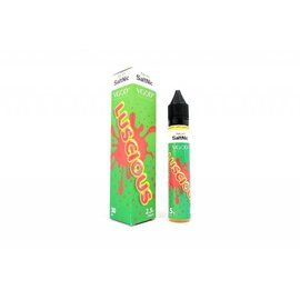 VGOD Watermelon Splash 25mg SaltNic eLiquid by VGOD