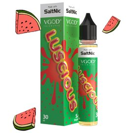 VGOD Watermelon Splash 50mg SaltNic eLiquid by VGOD
