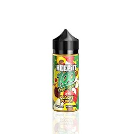 Keep It 100 Peachy Punch 6mg 100ml by Keep It 100