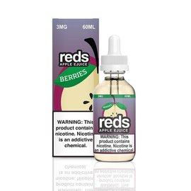 7 Daze Manufacturing Reds Berries 6mg 60ml eLiquid by 7 Daze