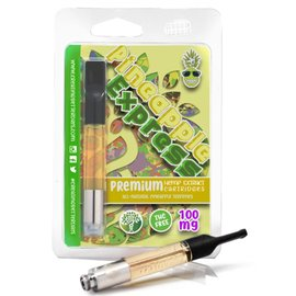 Creating Better Days CBD Oil Cartridge Pineapple Express 100mg By Creating Better Days