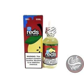 7 Daze Manufacturing Iced Reds Apple 3mg 60ml eLiquid by 7 Daze