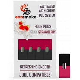 eonsmoke Silky Strawberry Pod - Juul Compatable by Eon Smoke