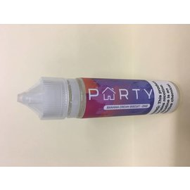 Banana Cream Biscuit 0mg 60ml by House Party