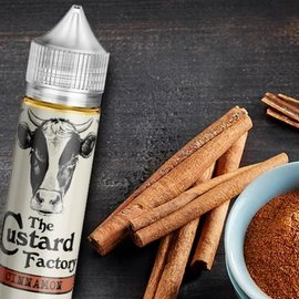 Vibleo Cinnamon 3mg 60ml by Custard Factory