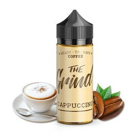 Vibleo Cappuccino 3mg 100ml by The Grind