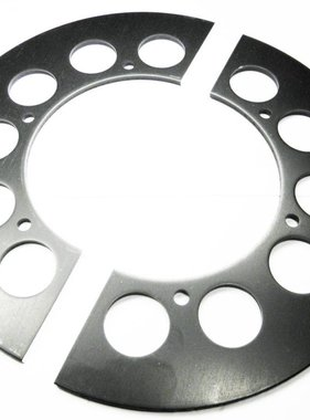 "9"" Sprocket Guard 65 THRU 72 (alum)"