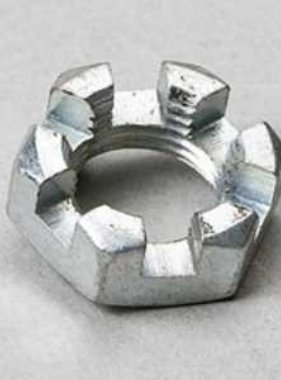 """5/8"""" SPINDLE NUT (2 PACK)"""