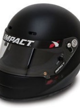 Impact Adult Medium (Flat Black) 1320 Impact Helmet