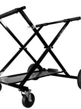Hepfner Racing Products Streeter Roller Stand (Black)