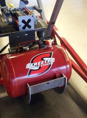 Hepfner Racing Products Super Lift Air Tank Holder (Holder Only)
