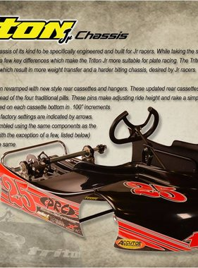 Phantom Racing Chassis Triton Jr 'Elite Edition' Package