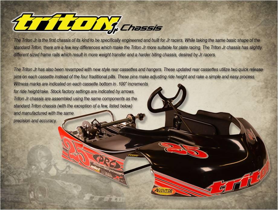 Honda Of Jonesboro >> Phantom Racing Chassis Triton Jr 'Elite Edition' Package - Jonesboro Karting Complex/EFR