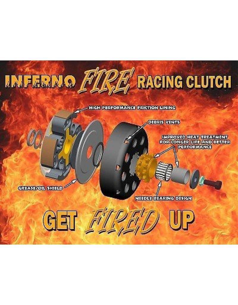 Honda Of Jonesboro >> Hilliard Drum Clutches (Fire, Fury, Flame and Blaze) - Jonesboro Karting Complex/EFR
