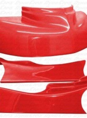 JKB JKB BODY KIT (RED)