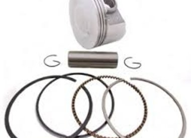 Pistons/Rings/Wrist Pins