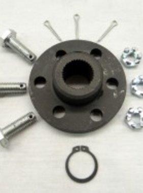 Hitman Steering Shaft Hub And Hardware
