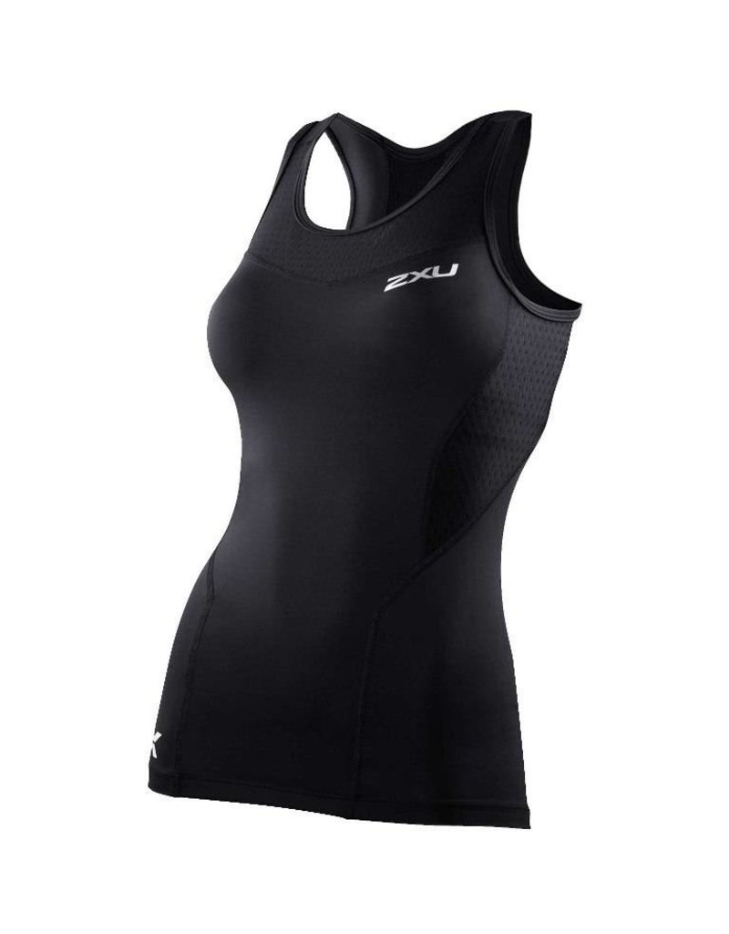 2XU North America 2XU Sleeveless Compression Top (W)