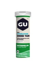 GU Energy Labs GU Hydration Drink Tabs Watermelon (Tube)*