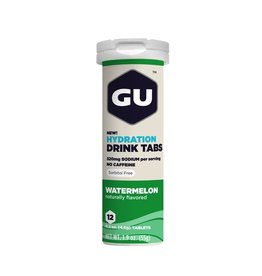 GU Energy Labs GU Hydration Drink Tabs Watermelon (Tube)