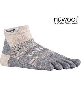 Injinji Footwear, Inc. Injinji Run Midweight Mini-Crew - NuWool