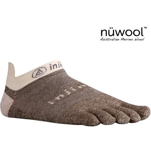 Injinji Footwear, Inc. Injinji Run Lightweight No-Show - NuWool