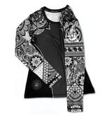 InknBurn INKnBURN LS Tech Shirt (W) - Healing Mandala