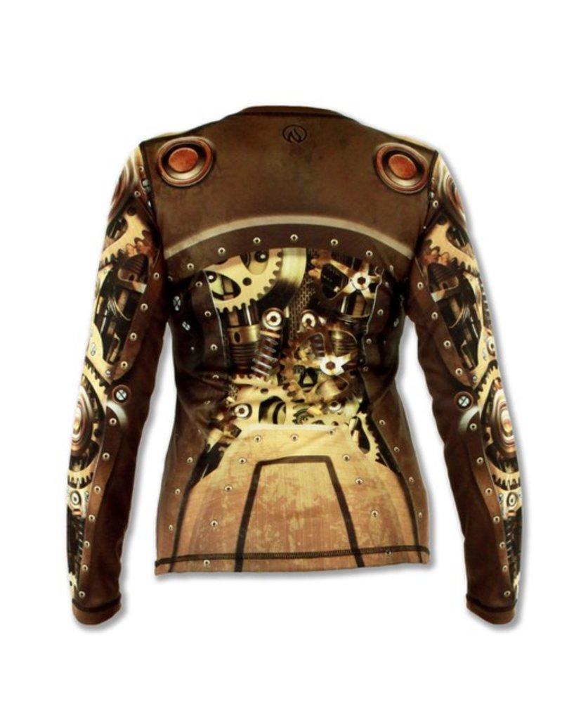 InknBurn INKnBURN LS Tech Shirt (W) - Steampunk
