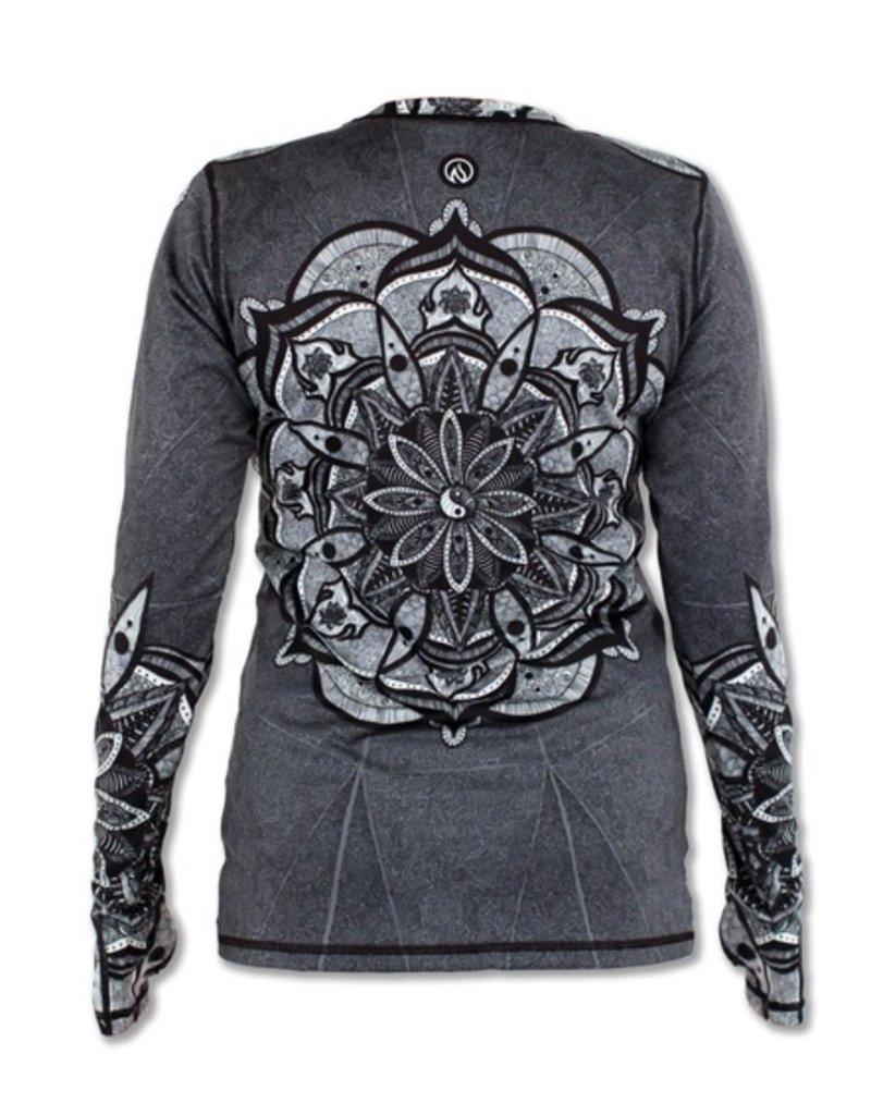 InknBurn INKnBURN Pullover (W) - Healing Mandala