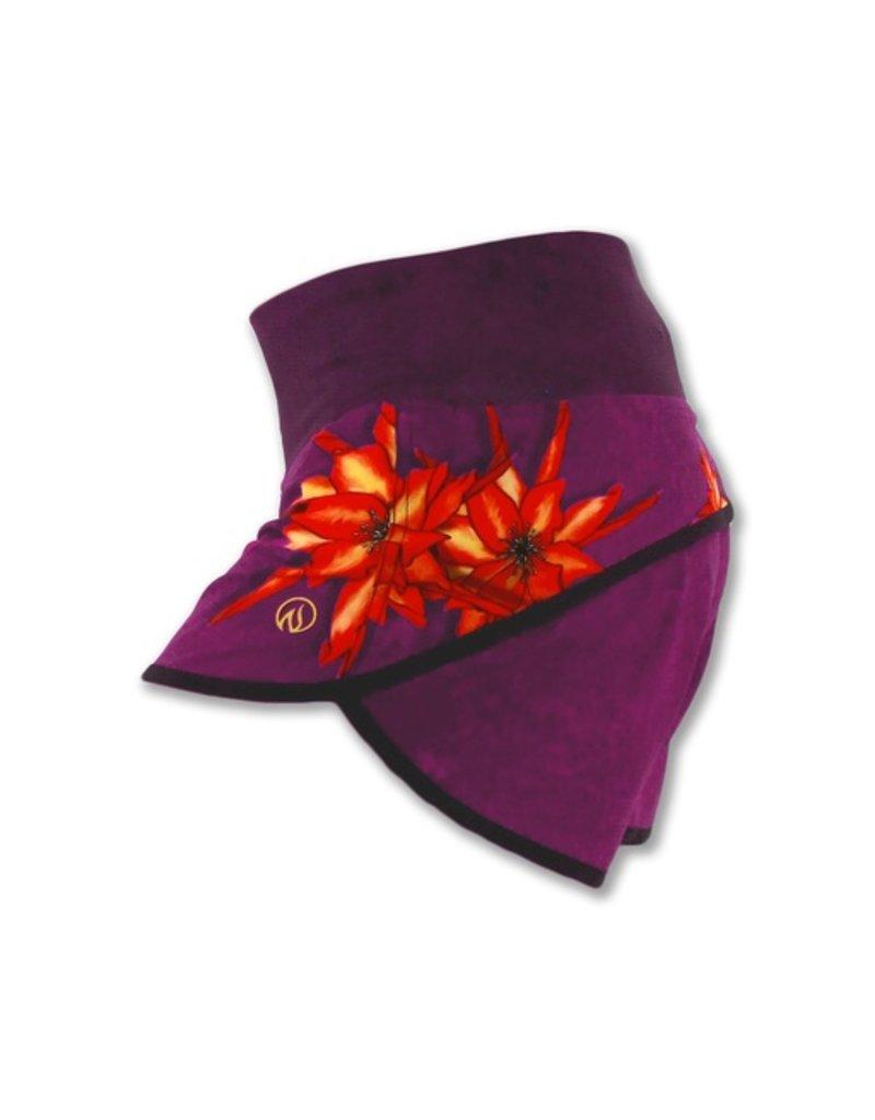 InknBurn INKnBURN Shorts W Dragon Flower 2