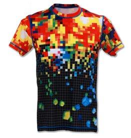 InknBurn INKnBURN Tech Tee (M) - Pixels