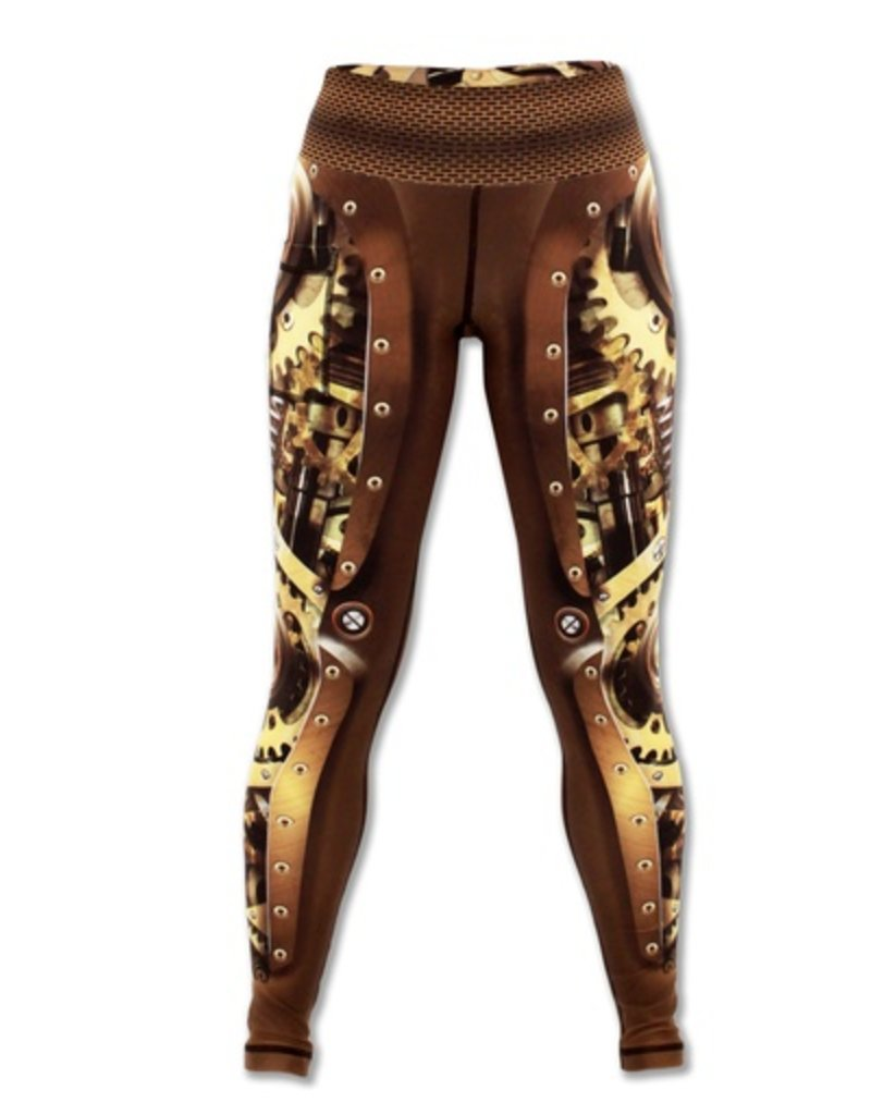 InknBurn INKnBURN Tights - Steampunk