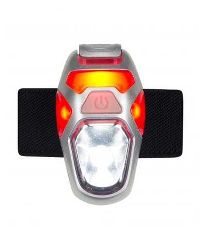 Nathan Sports Nathan Orion Strobe - Fiery Red