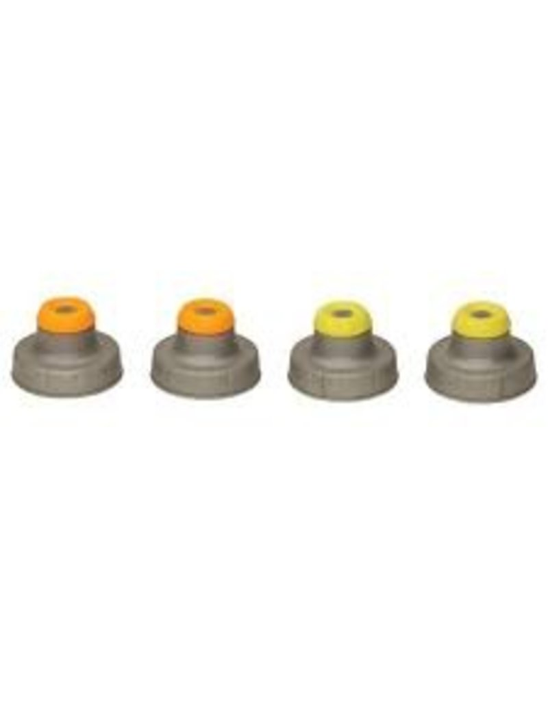Nathan Sports Nathan Pushpull caps 4pack - 4589N
