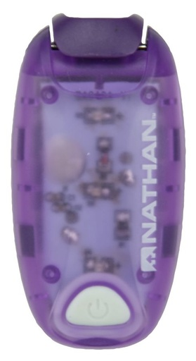 Nathan Sports Nathan StrobeLight - Imperial Purple