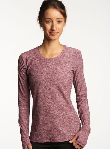 Oiselle Running, Inc Oiselle Lux Layer LS Shirt W