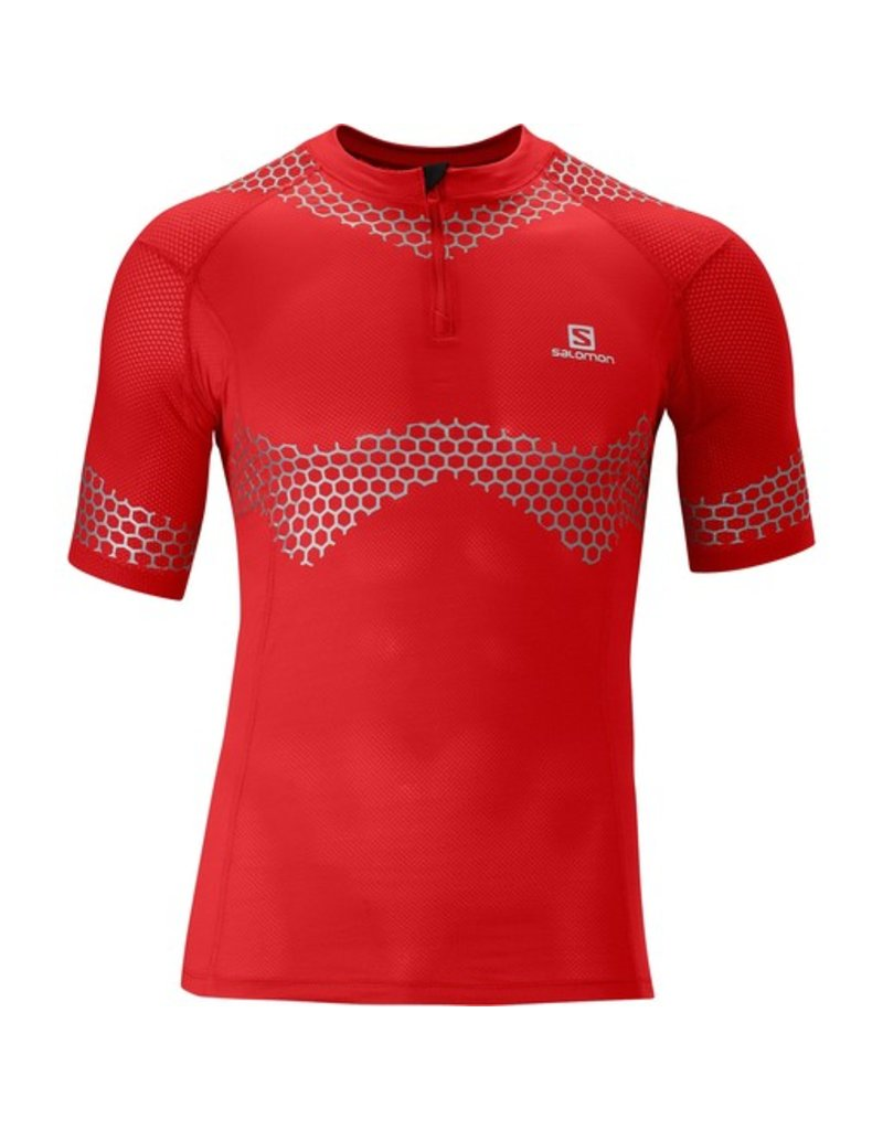 Salomon Salomon EXO S-LAB ZIP TEE M