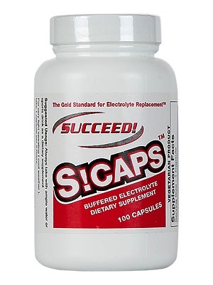 Succeed! Succeed! S!Caps 100ct