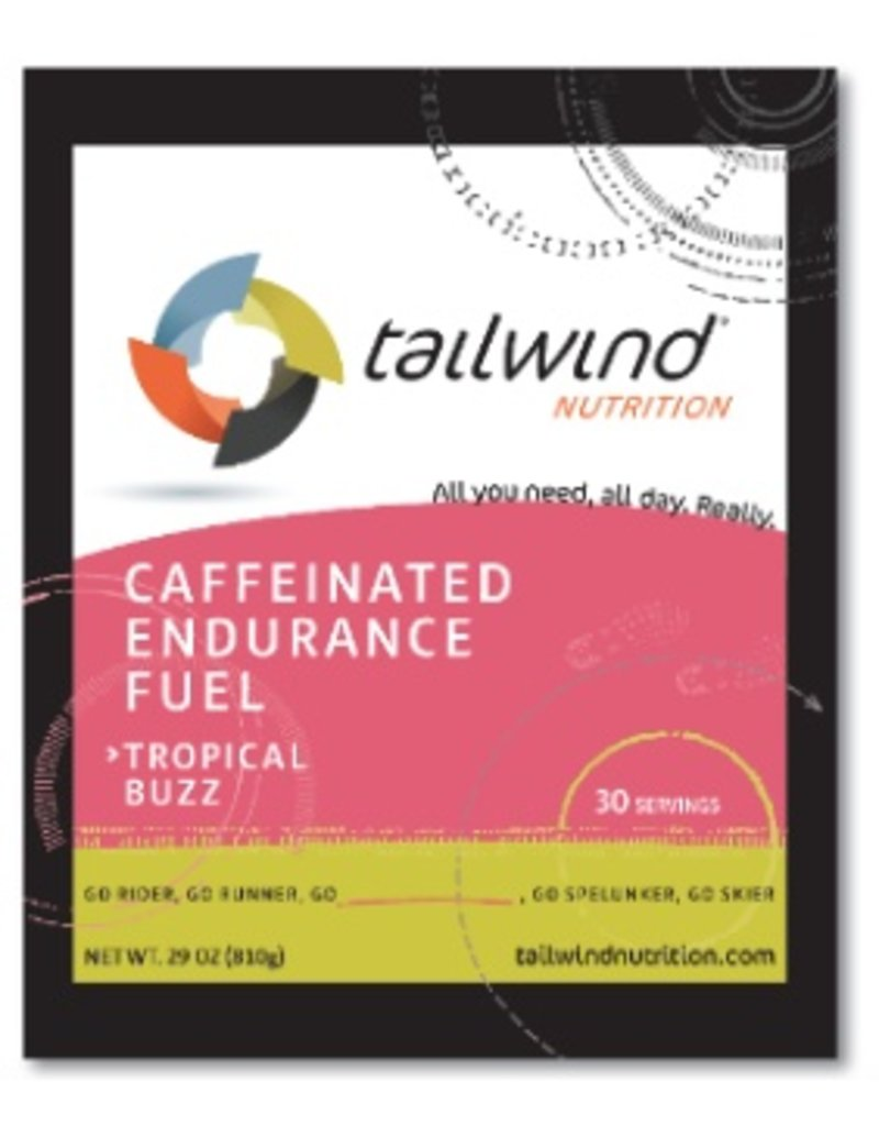 Tailwind Nutrition Tailwind Tropical Buzz (Caffeinated) - Medium